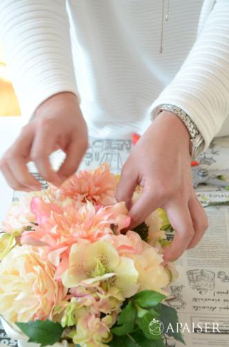 造花アーティフィシャルフラワー