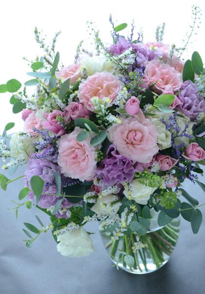 ウエディングの花